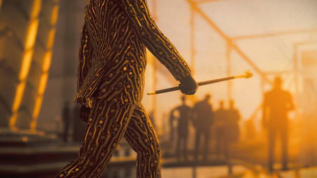 Captura de Act 1: Greed, la primera parte de Hitman 3: Seven Deadly Sins