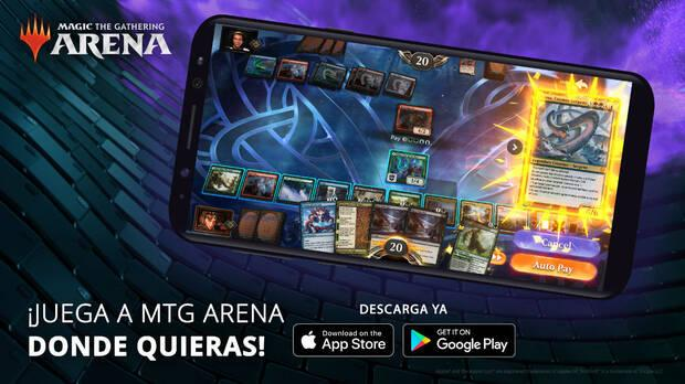 Magic: The Gathering Arena en m