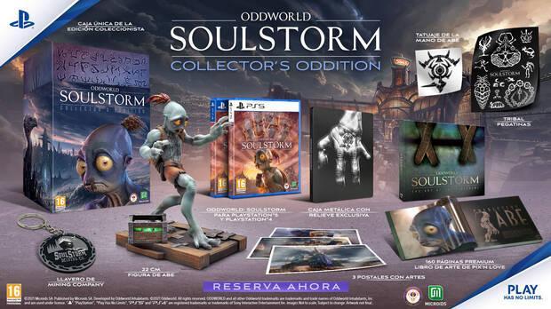Collector's Oddition de Oddworld: Soulstorm