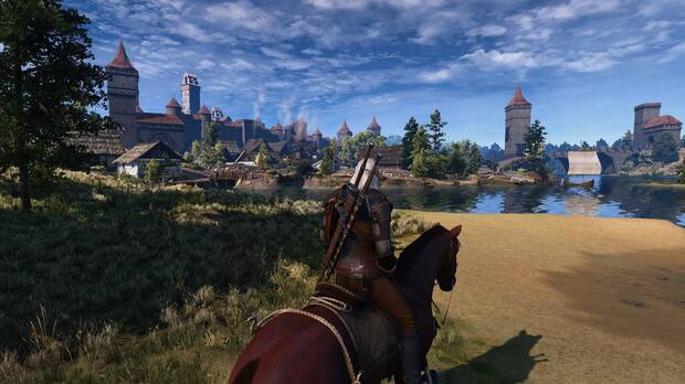 The Witcher 3 con mods