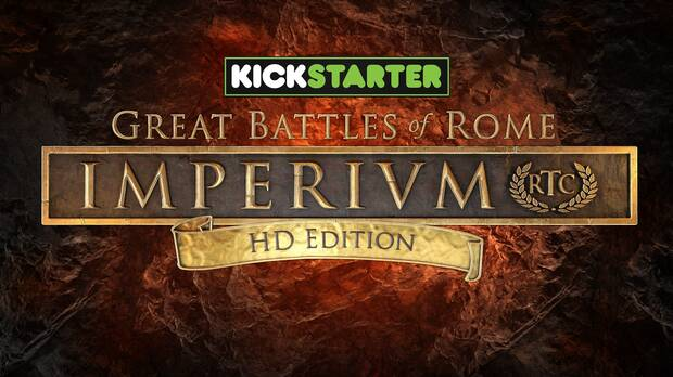 Logo de Imperivm RTC: HD Edition.