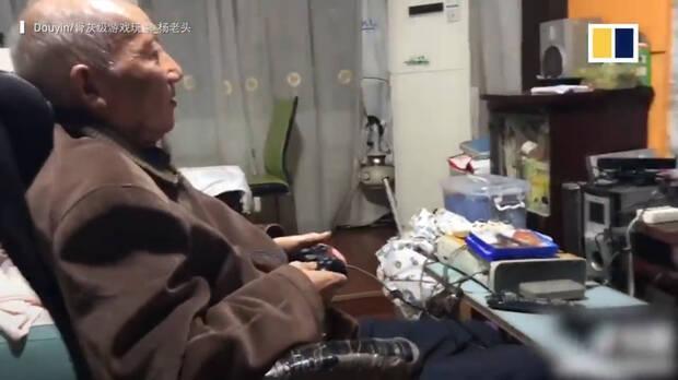 El abuelo gamer