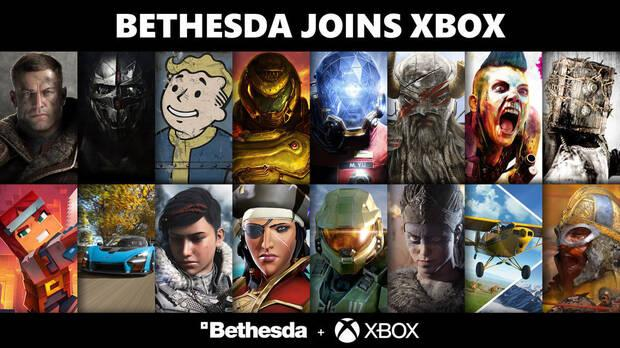 Official Xbox Welcome to Bethesda.