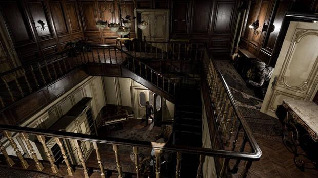 Captura de Song of Horror.