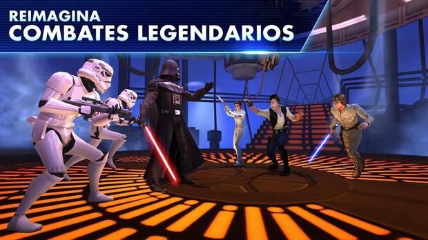 Star Wars: Galaxy of Heroes Imagen 1