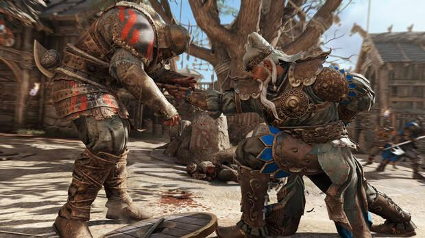 For Honor se actualizar