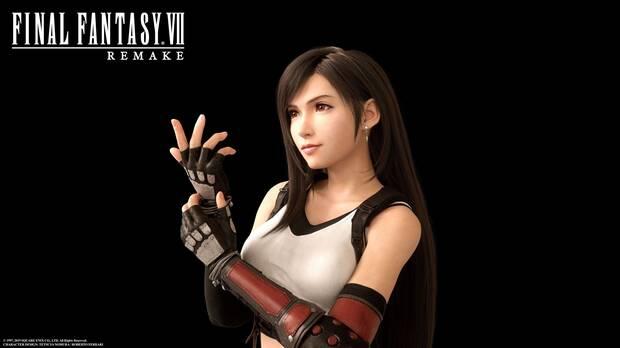 Final Fantasy VII Remake conservará la loca historia del burdel Honey Bee