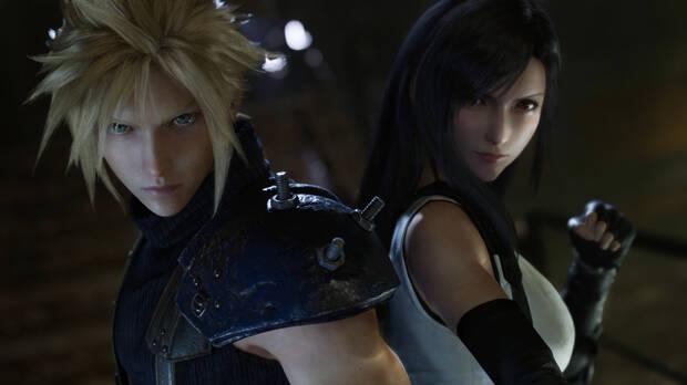 Final Fantasy VII Remake Imagen 1