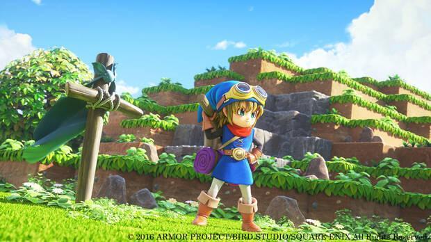 Dragon Quest Builders Imagen 1