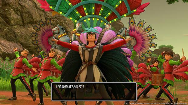 Dragon Quest XI: Echoes of an Elusive Age Imagen 1