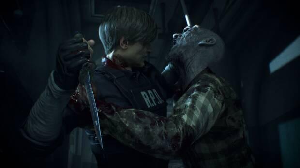 Resident Evil 2 Remake Imagen 2