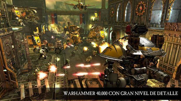Warhammer 40.000: Freeblade Imagen 1