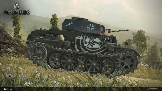 World of Tanks Imagen 1
