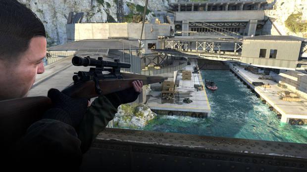 Sniper Elite convert