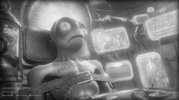 Oddworld: Soulstorm Imagen 1