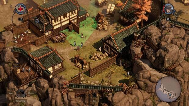 Shadow Tactics: Blades of the Shogun Imagen 1