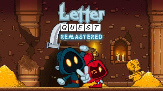 Letter Quest: Grimm's Journey Remastered Imagen 1