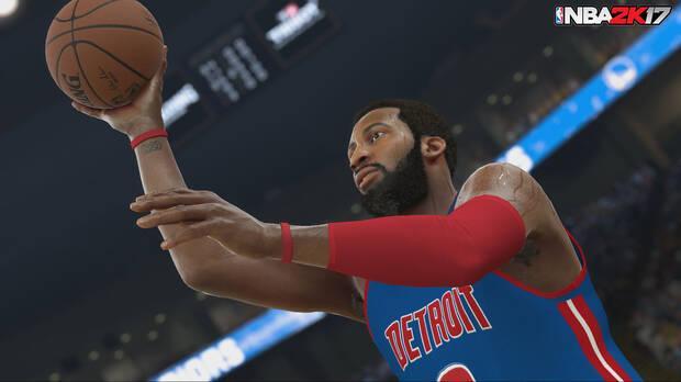 NBA 2K17 Imagen 1