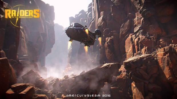 Raiders of the Broken Planet Imagen 2