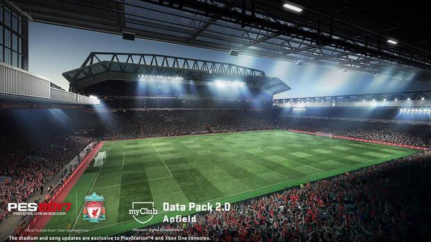 Pro Evolution Soccer 2017 Imagen 1