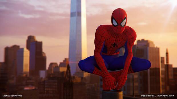 Silver Lining (DLC) llegará el 21 de diciembre — Spider-Man