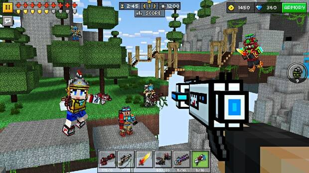 Pixel Gun 3D Imagen 1