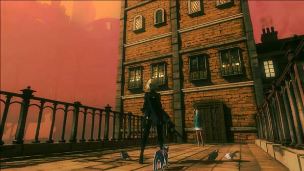 El DLC de Gravity Rush 2 inspirado en NieR: Automata llegará a Japón en abril Imagen 2
