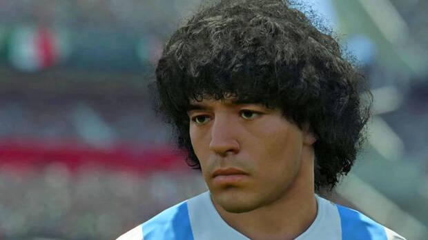 """Maradona a Konami: """"Te vas a comer un juicio multimillonario"""" Imagen 2"""