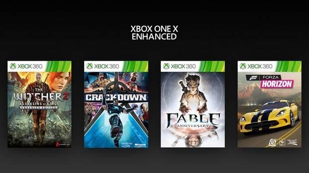 Así lucen Red Dead Redemption y Gears of War 2 a 4K en Xbox One X Imagen 2