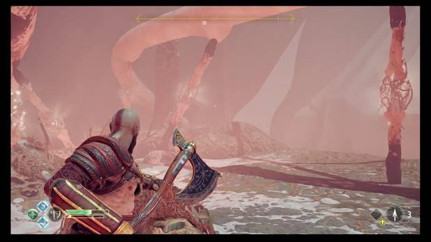 God of War - La luz de Alfheim - Ahora, estas tres
