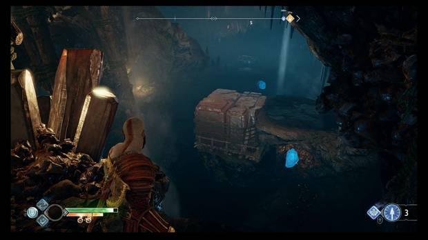 God of War - Un nuevo destino - Activa los puentes de luz