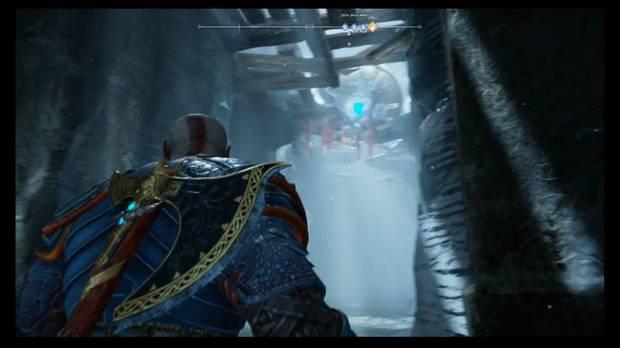 God of War - Detrás de la cerradura - Necesitas ese cristal