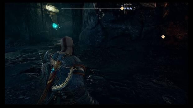 God of War - La runa negra - Lleva el viento al puente