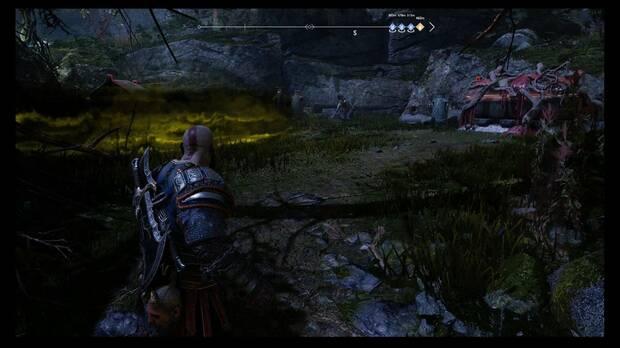 God of War - Vuelve a la cumbre - Ahora podemos abrir estos cofres