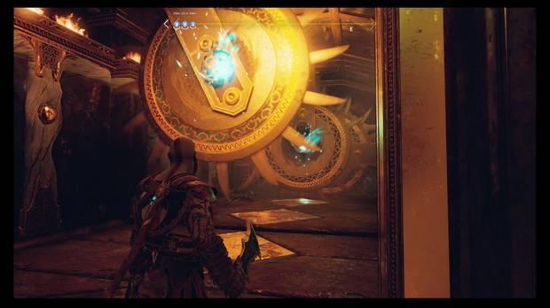 God of War - El camino a Jotunheim - Cada cuhilla tiene un viento