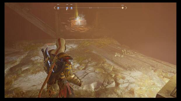 God of War - Jotunheim al alcance -  No te olvides del cofre