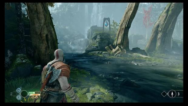 God of War - La senda a la montaña - La tercera runa