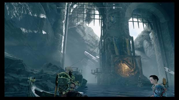 God of War, Mapas del Tesoro, Quien se lo encuentra se lo queda
