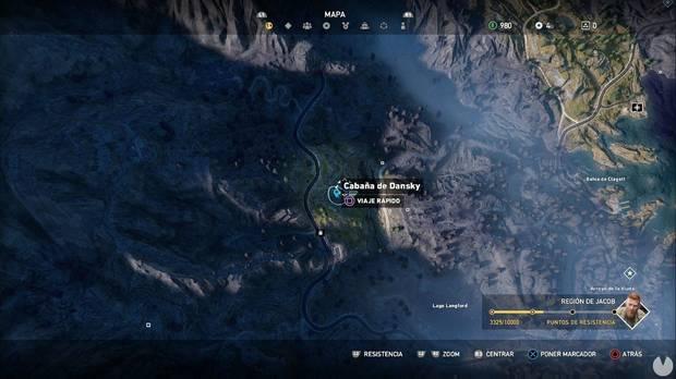 Far Cry 5, Escondites de preparacionista, Región de Jacob, Haciendo bigfooting