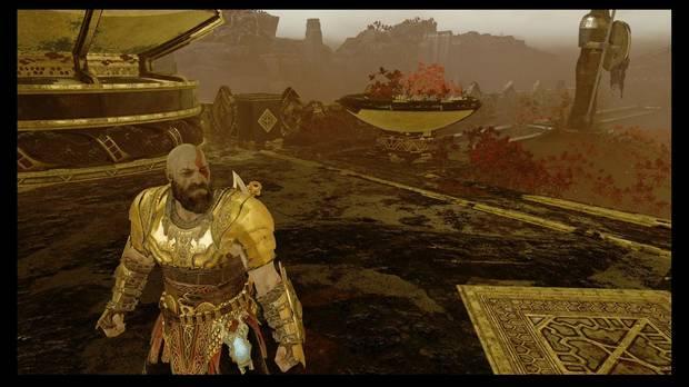 God of War, Armaduras, valquiria