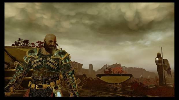 God of War, Armaduras, Neblina infinita de Ivaldi