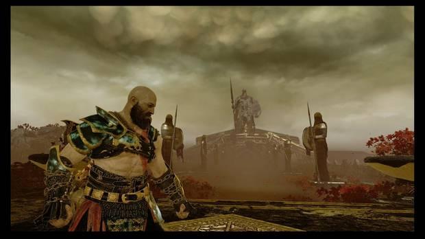 God of War, Armaduras, Niebla mortal de Ivaldi