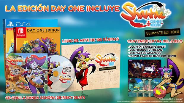 Ya disponible Shantae Half Genie Hero Ultimate Edition Imagen 2