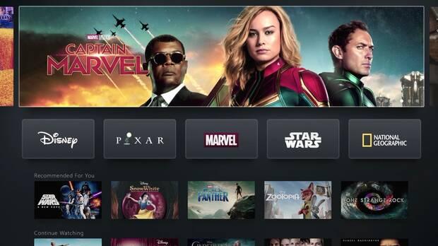 El servicio de vídeo en streaming Disney+ llegará a consolas este año Imagen 2