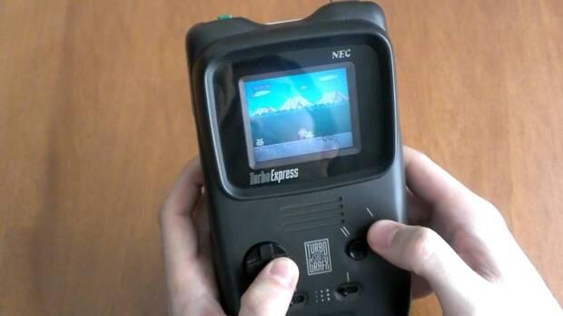 Así era la Turbo Express, la olvidada primera rival de Game Boy Imagen 7