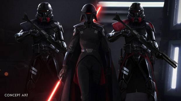 Primer tráiler de Star Wars Jedi: Fallen Order; A la venta el 15 de noviembre Imagen 2