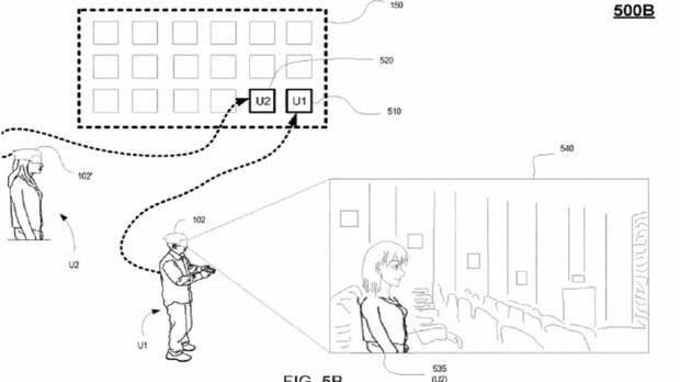 Sony realiza nuevas patentes de inmersión social para realidad virtual Imagen 2