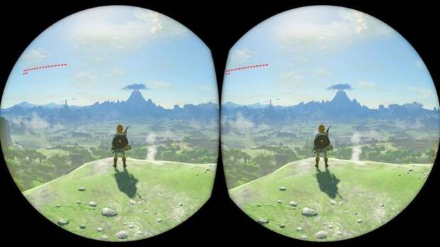 Detalladas las características de Zelda: Breath of the Wild en realidad virtual Imagen 4