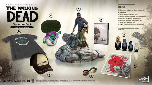 Anunciado The Walking Dead: The Telltale Definitive Series, que reúne toda la saga Imagen 4