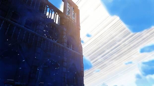 Los jugadores de No Man's Sky rinden tributo a la catedral de Notre-Dame Imagen 3